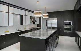 cuisine design luxe prestigieuse maison de vacances en floride cuisines de luxe