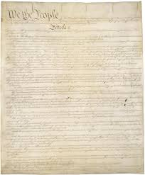 the constitution of the united states a transcription national