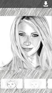 pencil sketch art photo maker with effects u0026 filter android apps