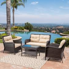 Target Patio Furniture Cushions - patios using remarkable allen roth patio furniture for cozy