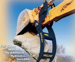 amulet hoeclamp for case backhoes u2013 standard u0026 extendable