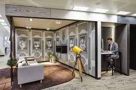 Contemporary Office Interior Design Ideas Modern Office Design In Amsterdam Features Laid Back Work Spaces