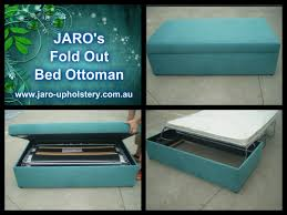 Folding Ottoman Bed Impressive Jaros Fold Out Bed Sofas Ottomans Window Seating
