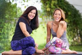 at the cover shoot yj sg editor interview yoga journal singapore
