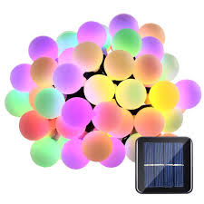 Solar Powered Fairy Lights Review by Solar Globe Light Reviews Online Shopping Solar Globe Light