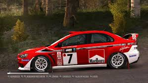 mitsubishi evo rally car mitsubishi lancer evo x wrc 2001 makinen racedepartment