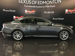 tires lexus gs 350 awd new 2017 lexus gs 350 executive package 4 door car in edmonton