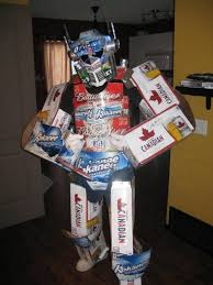 funny halloween costumes here u0027s a funny diy transformers opt