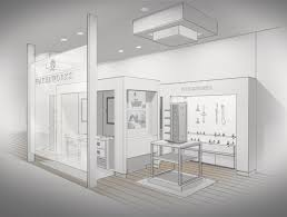 100 shop in shop interior produce workshop debuts plywood