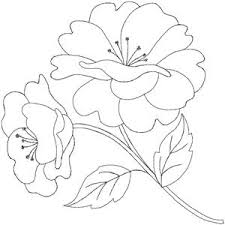 Flower Designs For Embroidery Quilters Flower 5 Smaller Hdfq5a Embroidery Design By Anita