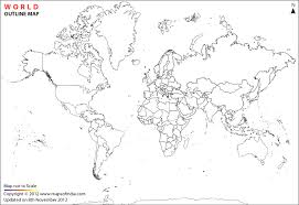 Blank Map World Map by Heart Shaped World Map Clipart Collection
