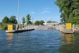 Michigan Dnr Lake Maps by Lake St Clair Dnr Launch March 11 2016 Dock Status Lake St