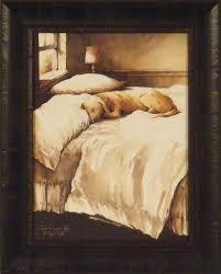 amazon com a dog u0027s life by john rossini 17x21 yellow lab labrador