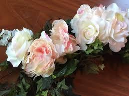 Faux Peonies Faux Peonies Floral Arrangement Weddingbee
