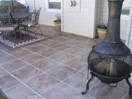 Cracked Concrete Patio Solutions by Prepping Your Patio To Party Concrete Coatings Garage