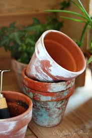How To Decorate Pot At Home by Best 25 Terracotta Pots Ideas Only On Pinterest Painting