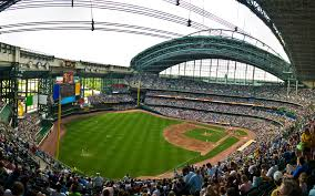 Diamondbacks Stadium Map Miller Park Seating Chart U0026 Interactive Seat Map Seatgeek