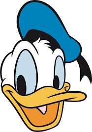 Donald Duck Face Meme - make meme with daffy duck face clipart