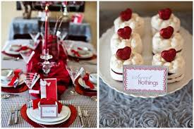 Valentine S Day Themed Party Decor by Love Letters