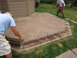 Patio Paver Installation Cost Cost Of Patio Pavers Amazing Remarkable Design Brick Pleasing
