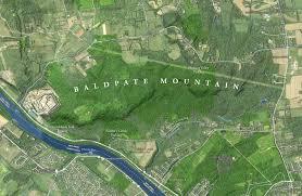 Bird View Map Baldpate Mountain Iba Washington Crossing Audubon Society Website