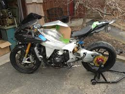 so im putting a 2011 r1 motor in a 2001 zx9r frame page 11