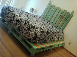 How To Make A Platform Bed From Pallets by