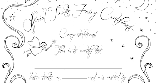 ccpatchwork tooth fairy certificate