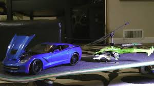 police corvette stingray fast corvette radio control toy cars police chases videos for