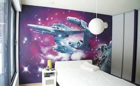 chambre theme espace decoration chambre theme espace visuel 8