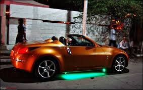 Nissan 350z Bhp - pics tastefully modified cars in india page 6 team bhp