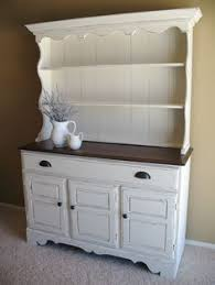 Kitchen Furniture Hutch Painting The Hutch This Color Diy Pinterest Kitchen Design