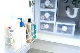 Storage Boxes For Bathroom Corner Sink Storage Sink Cabinet Storage Sink