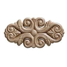 ornamental mouldings 3322pk 7 32 in x 5 1 2 in x 2 3 4 in birch