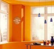 shades of orange paint color ideas for painting orange walls