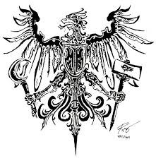 tribal eagle by roycorleone on deviantart