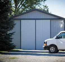 gambrel roof garage pole barn color selector diy pole barns
