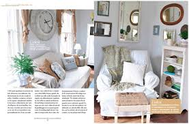 my experience being published in an italian decor magazine town