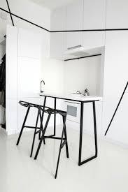 34 Timelessly Elegant Black And White Kitchens Digsdigs by 60 Best Kitchen Islands Images On Pinterest Kitchen Islands