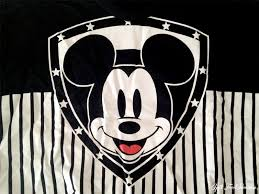 april fool romance striped mickey mouse sweatshirt review
