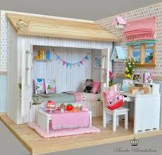 Monster High Doll House Furniture Bimba Bambolina Ooak Diorama