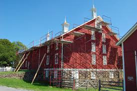 Barn Roof by Codori Barn Restoration Roofing Progress Gettysburg Daily