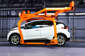 2017 chevy bolt ev pre production cars now being built video