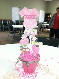 centerpieces for baby shower decorating the baby shower centerpieces with your own style home