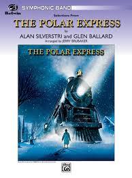 the polar express concert suite from sheet music by glen ballard