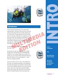 padi open water diver manual 00 scuba diving underwater work