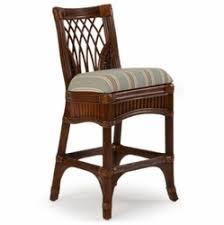 bar height rattan bar stools
