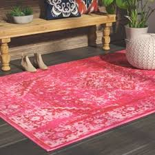 Raspberry Pink Rug Pink Rugs You U0027ll Love Wayfair