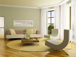 home design cozy decor interior green color painting ideas good