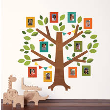 family tree wall decal design design idea and decorations